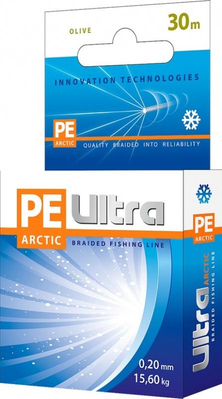 aqua Aqua PE ULTRA Arctic 30m olive