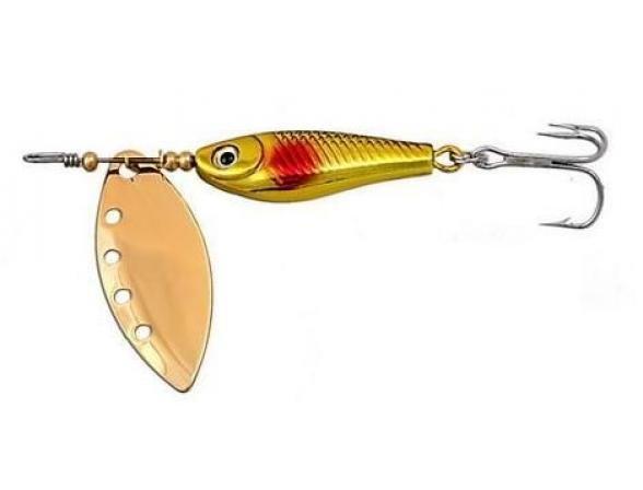 daiwa Блесна DAIWA Silver Creek Spinner-R 1150 Kurokin (10000008)