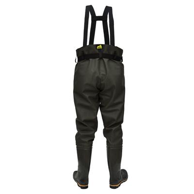 nordman Забродные брюки для рыбалки Nordman Fusion из винитола с поясом ПС 15 БР