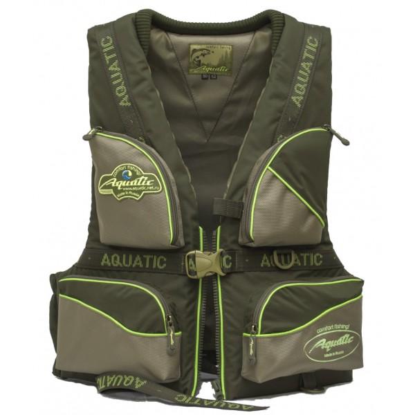 aquatic Жилет страховочный AQUATIC ЖС-02
