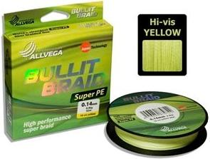 allvega Рыболовная леска ALLVEGA Bullit Braid 135м 0,10