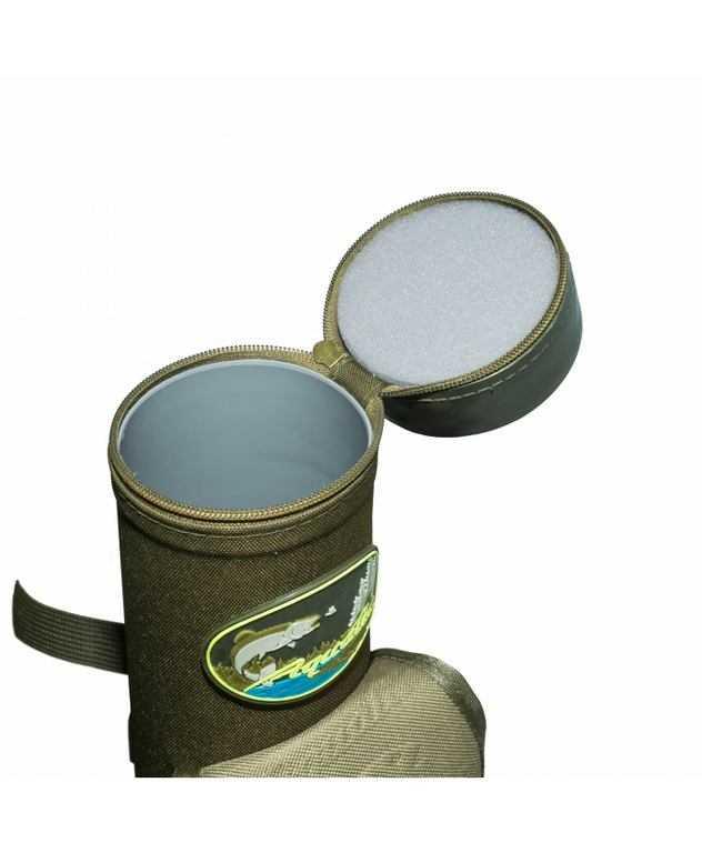 aquatic Тубус Aquatic ТК-90-145 с карманом (145х9см)