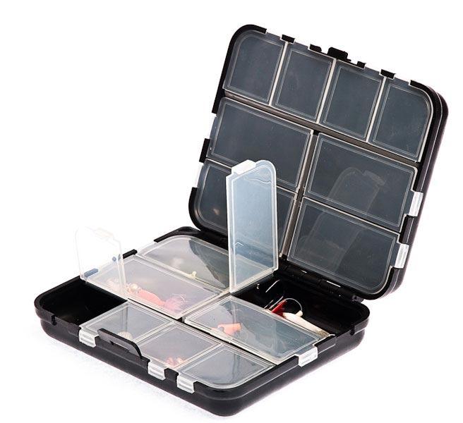 aquatech plastics Коробка AQUATECH двойная 16 ячеек с крышками