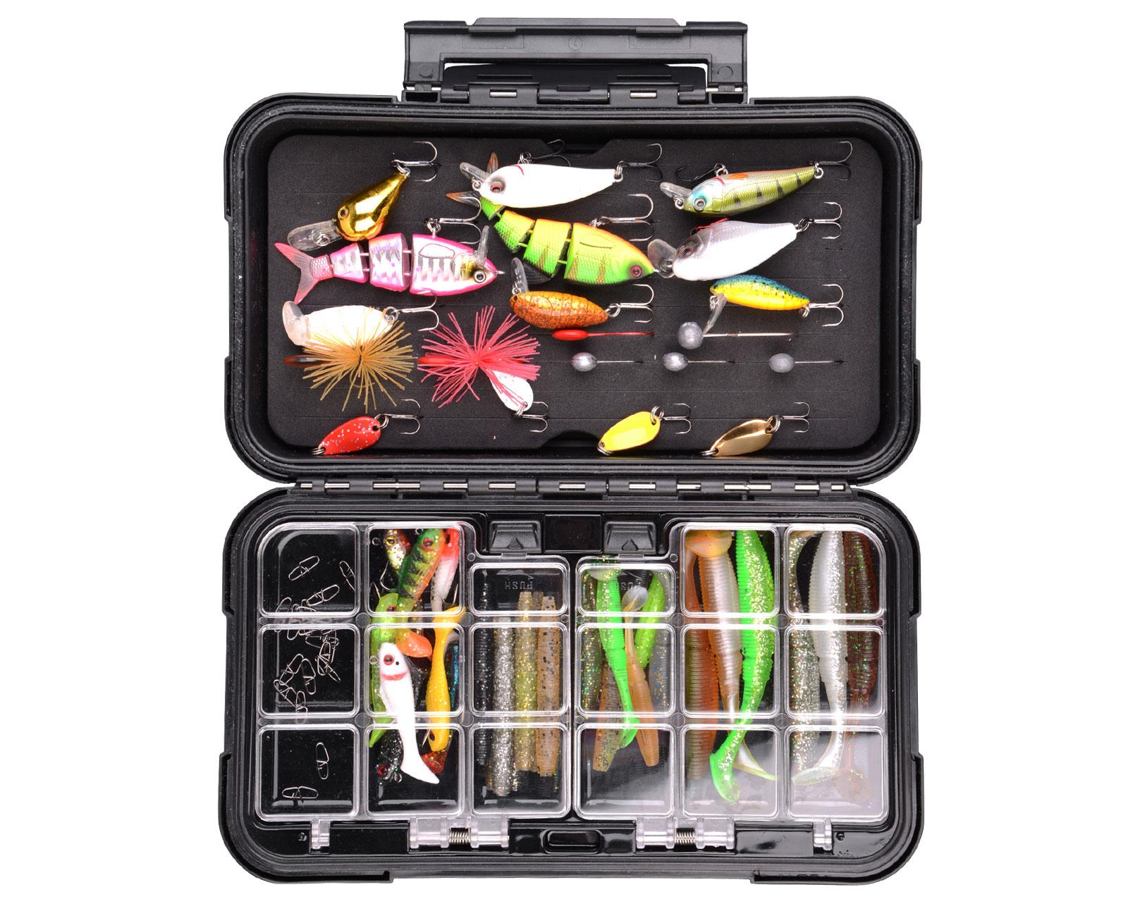Органайзер для рыболовных крючков