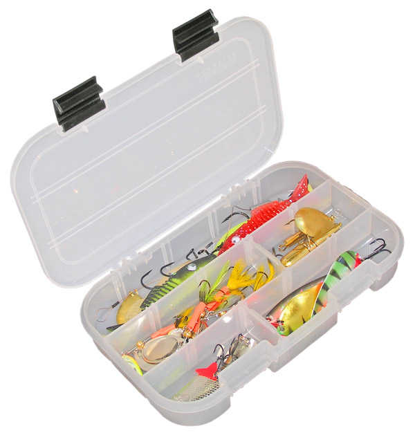 aquatech plastics Коробка AQUATECH 3-13 ячеек (210x130x35 мм)