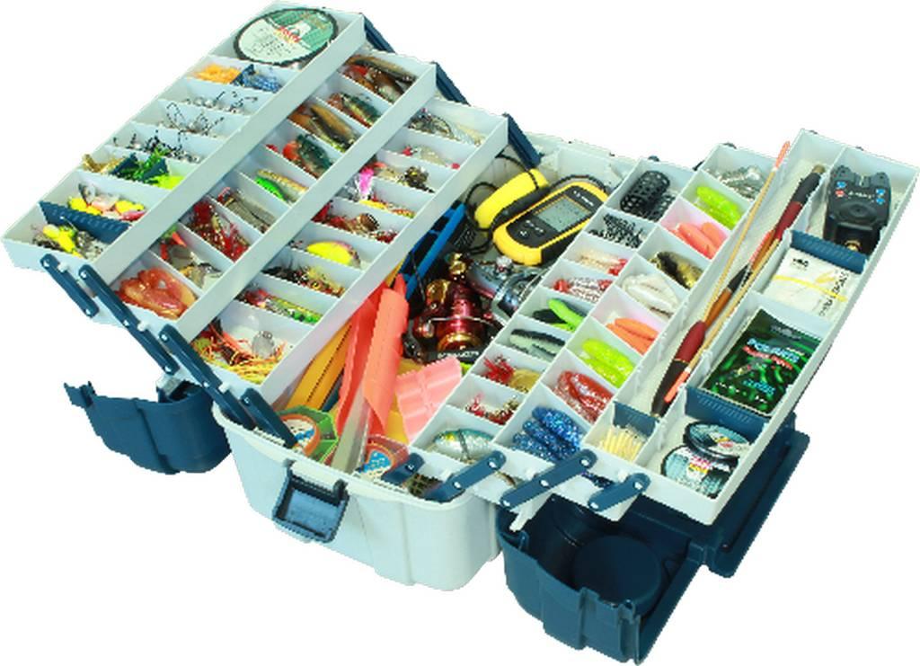 aquatech plastics Ящик AQUATECH 2706 шестиполочный (483x270x253 мм)