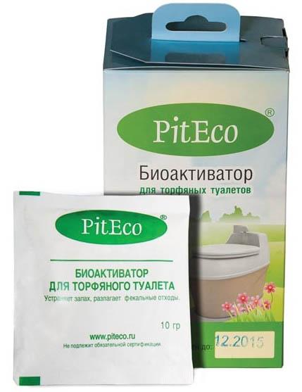 piteco Биоактиватор Piteco для торфяных туалетов 160гр.