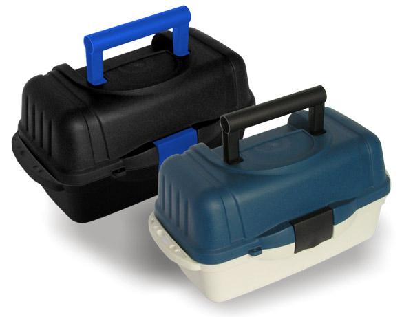 aquatech plastics Ящик рыболовный AQUATECH двухполочный (400x195x210 мм)