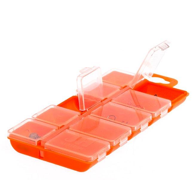 aquatech plastics Коробка AQUATECH 10 ячеек с крышками